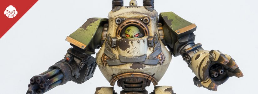 Showcase: Death Guard Contemptor