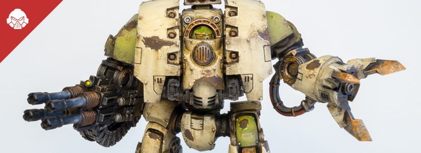 Showcase: Death Guard Leviathan