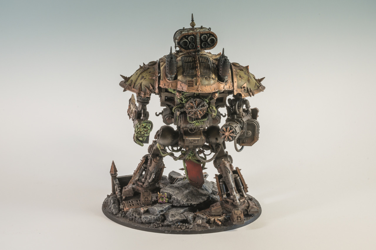 Death Guard Imperial Knight