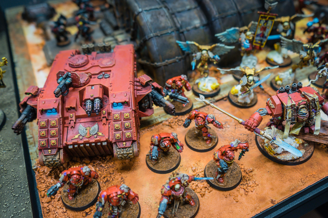 Max's Blood Angels