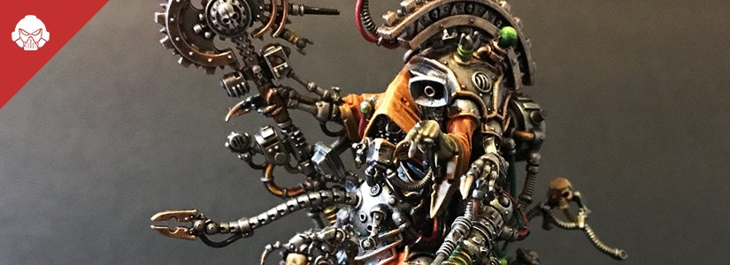 Showcase: Belisarius Cawl and Skitarii Rangers