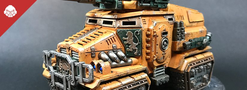 Showcase: Taurox Prime