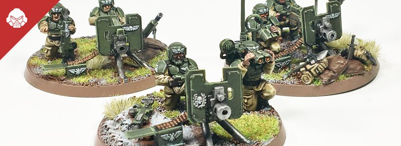 Showcase: Heavy Bolter Squad