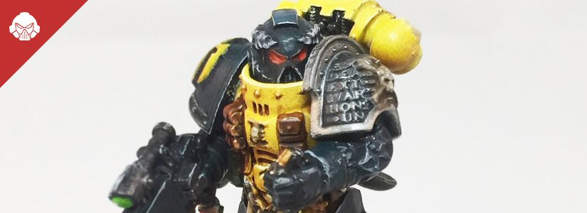 Showcase: True Scale Scythes of the Emperor