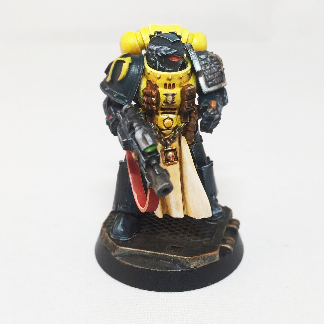 Scythe of the Emperor (true scale)