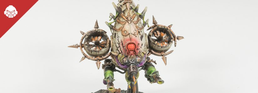 Showcase: Foetid Bloat-Drone