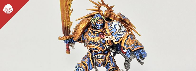 Showcase: Roboute Guilliman