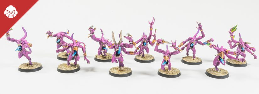 Showcase: Pink Horrors