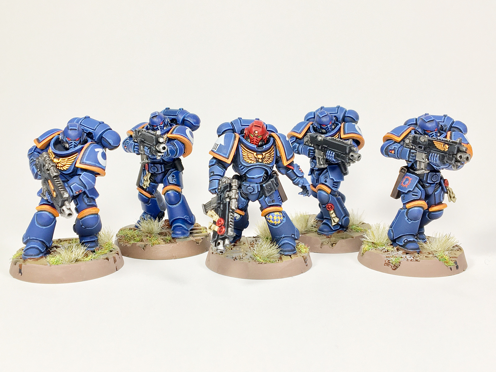 Primaris Marines