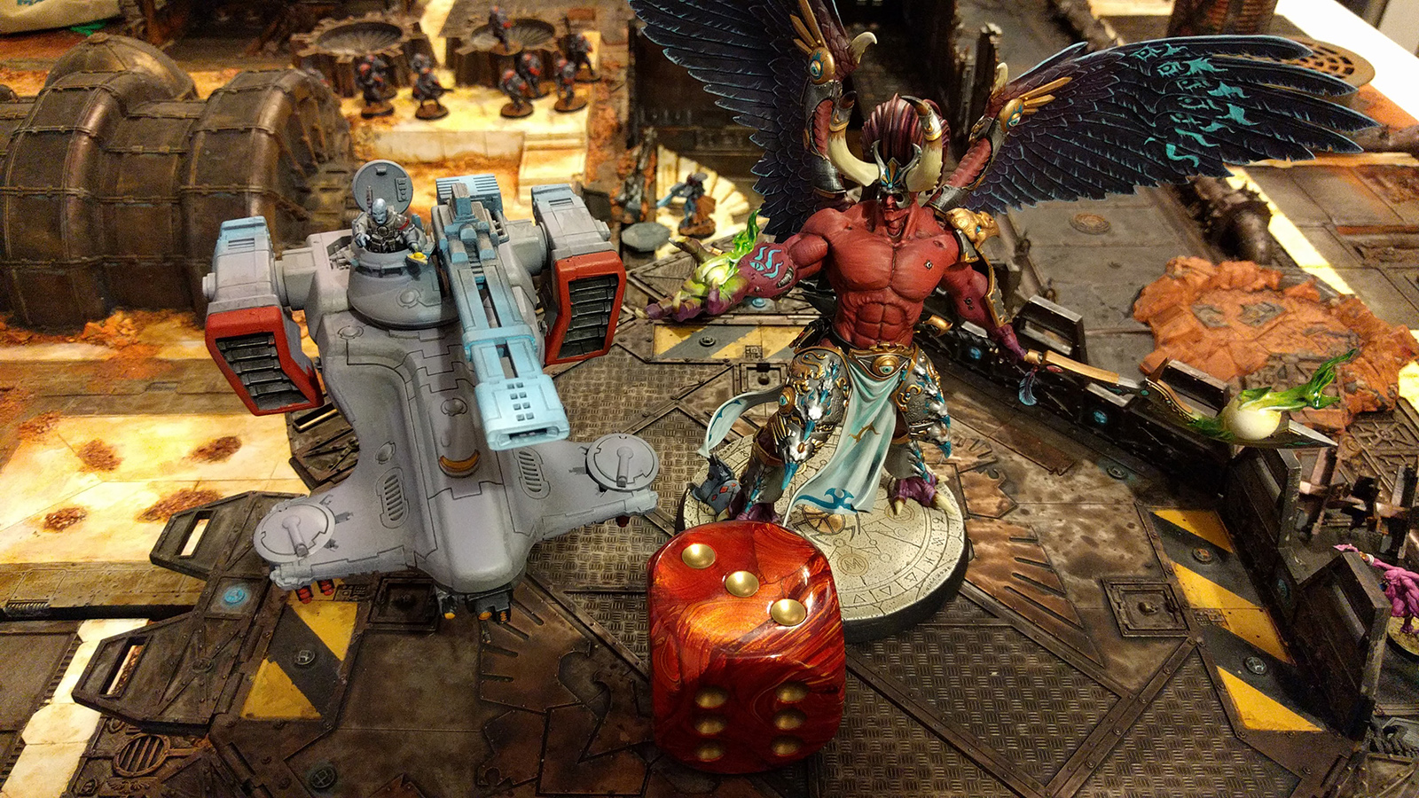Victory for the Thousand Sons