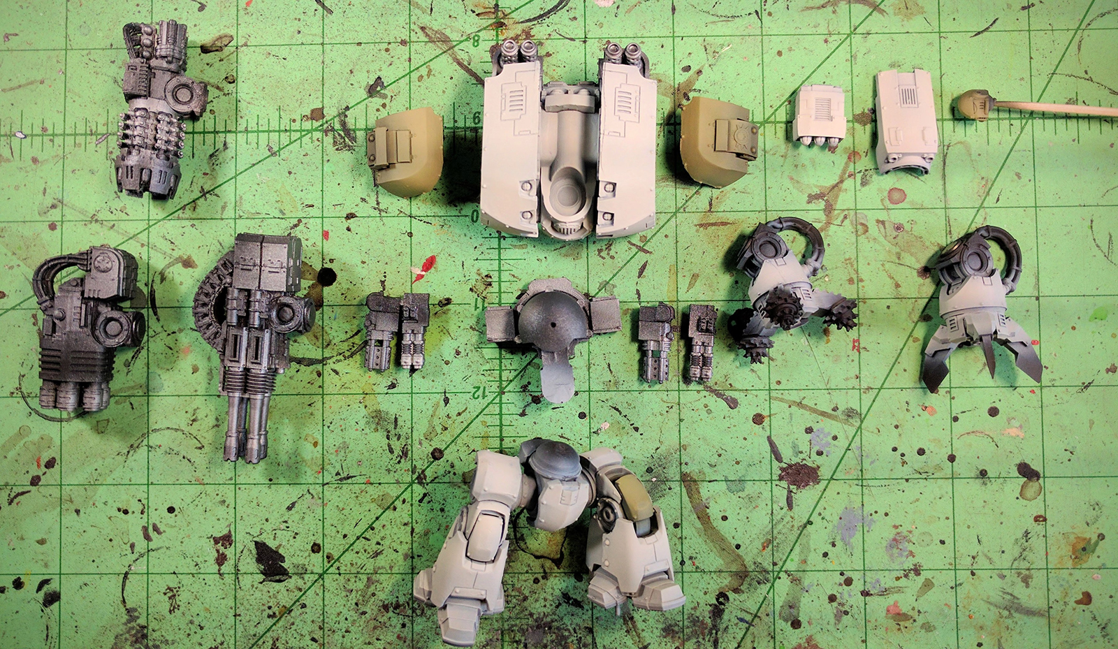 Magnetizing Leviathan Dreadnought