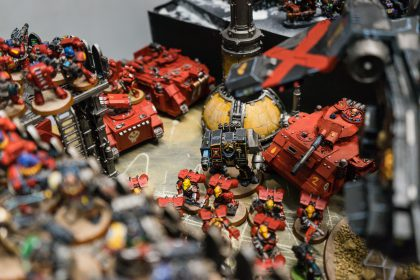 Matt's Blood Angels