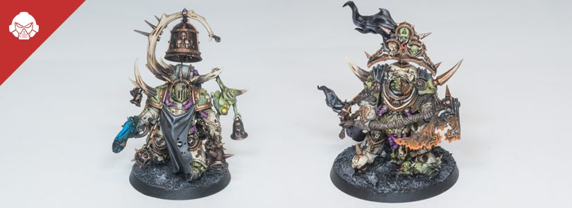 Showcase: Lord of Contagion and Noxious Blightbringer