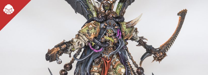 Showcase: Mortarion