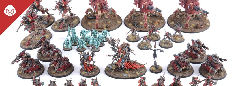 Showcase: Adeptus Mechanicus