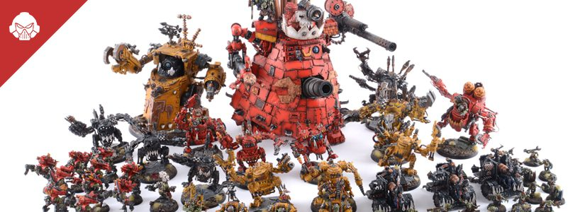 Showcase: Ork Mek Force