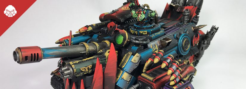 Showcase: Ork Kill Tank
