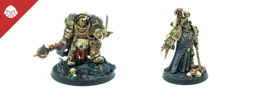 Showcase: Lord of Contagion and Plague Surgeon