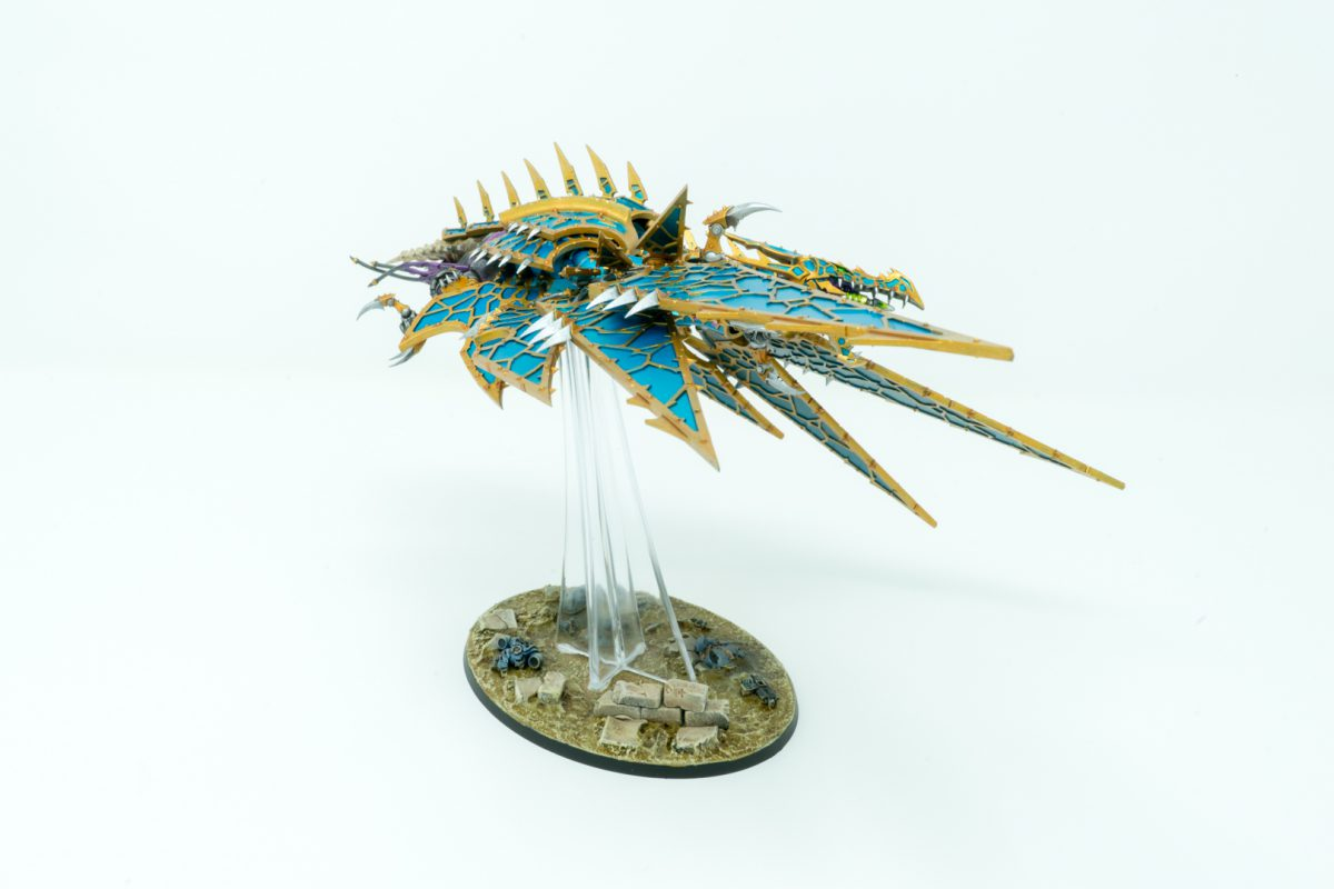 Thousand Sons Heldrake