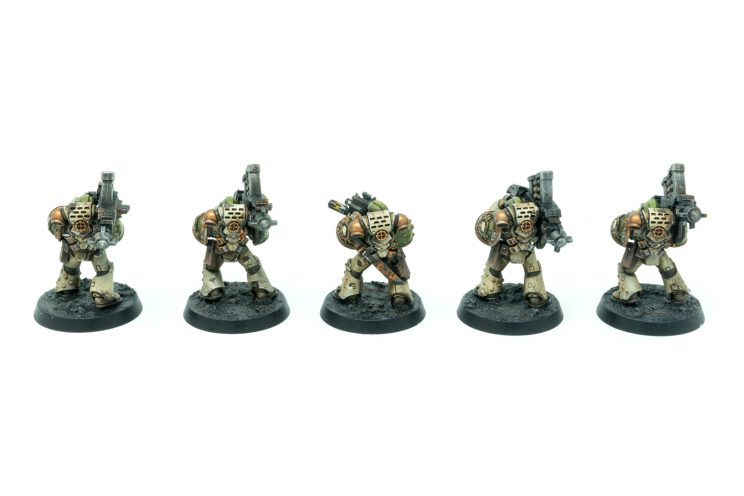 Death Guard Heavy Weapon Support