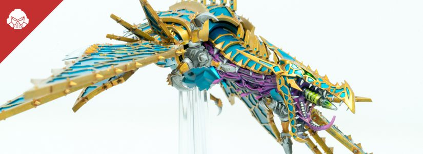 Showcase: Thousand Sons Heldrake