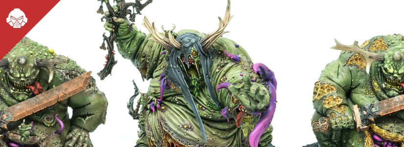 Showcase: Great Unclean One Trio
