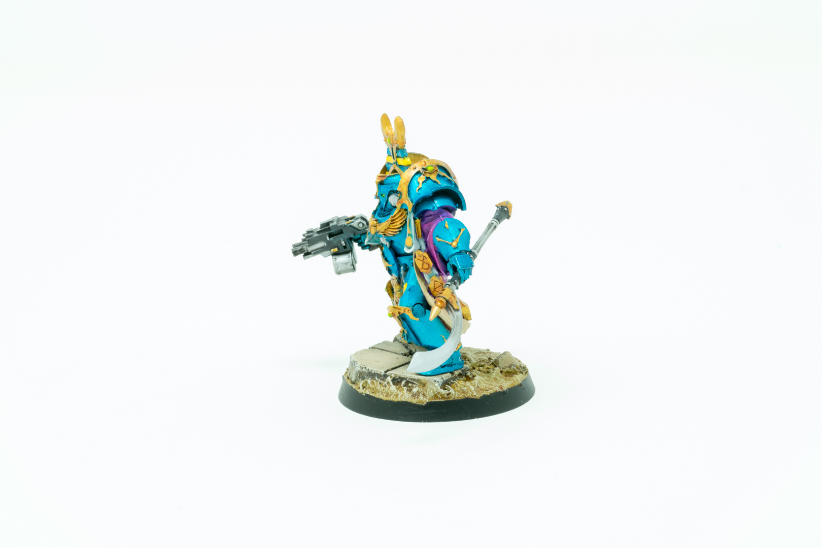 Thousand Sons Praetor