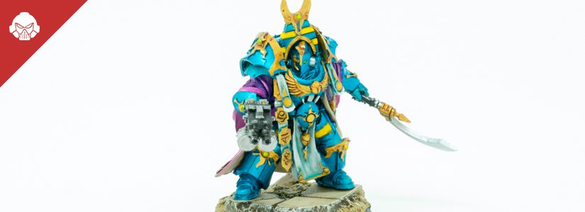 Showcase: Thousand Sons Praetor