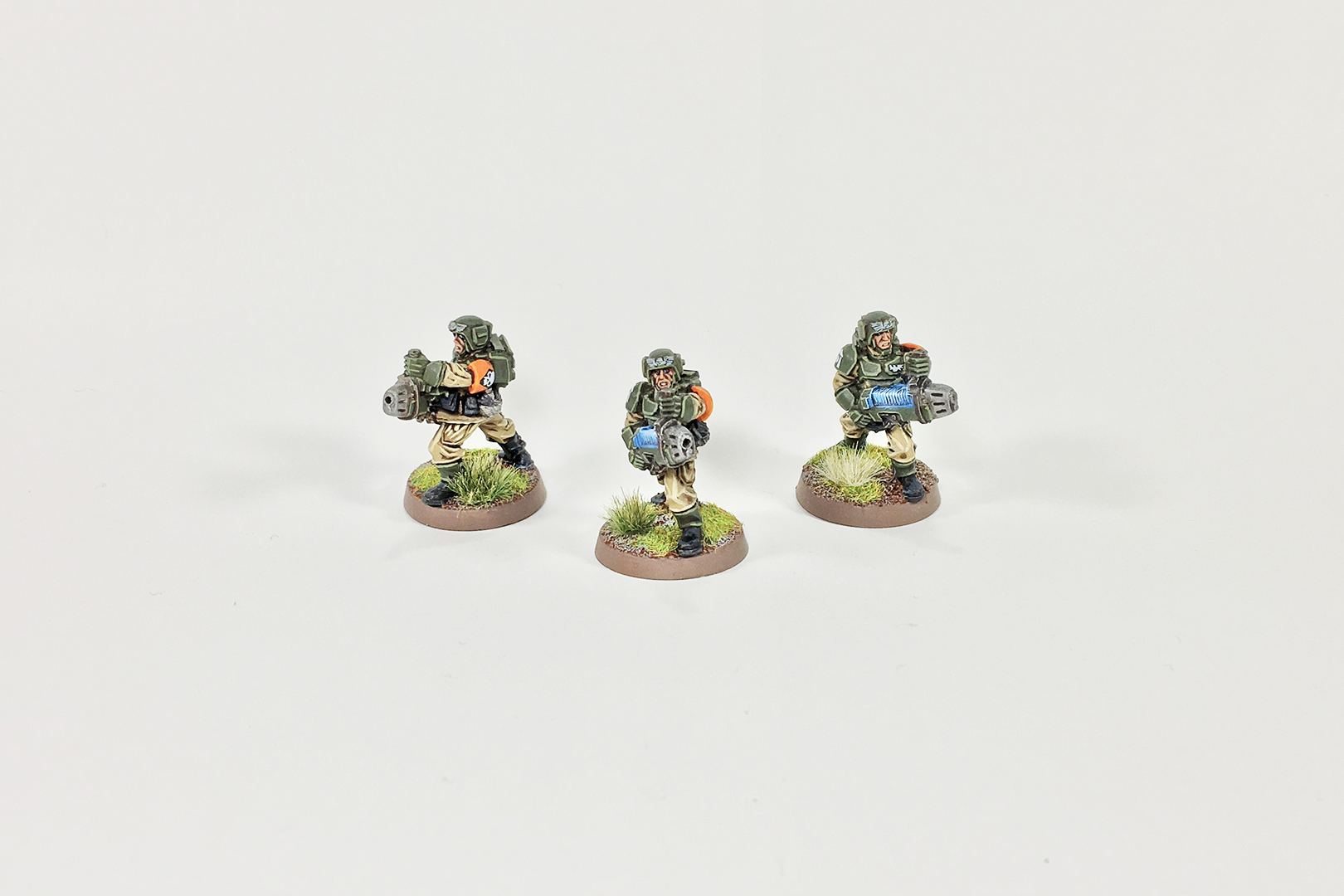 Cadian Special Weapons Squad