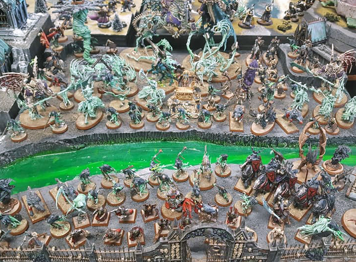 Armies on Parade 2018 - Matt's Grand Alliance of Death