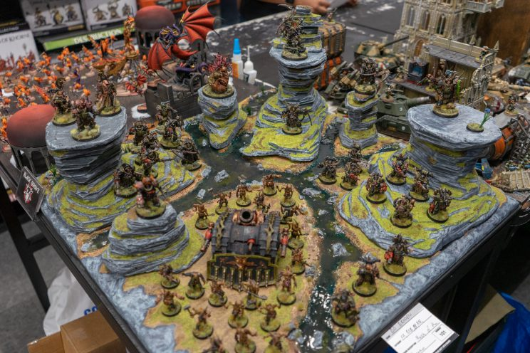 Armies on Parade 2018 - Bo's Death Guard