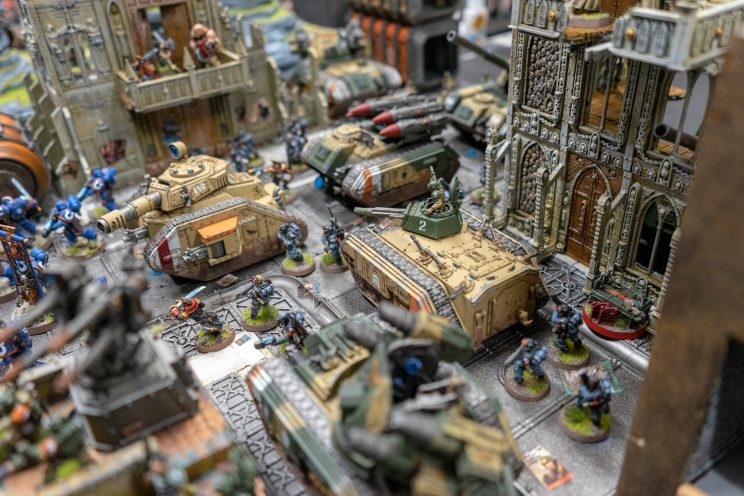 Armies on Parade 2018 - Alejandro's Imperium