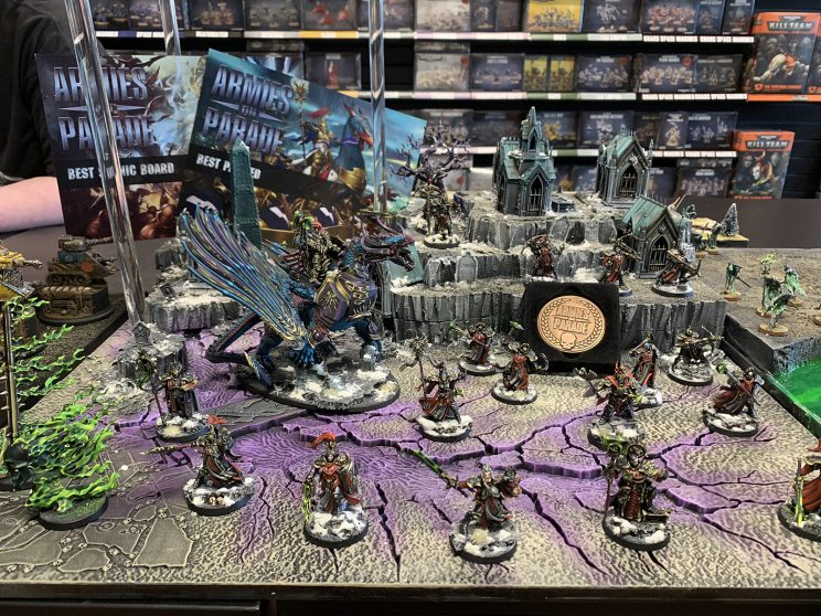 Armies on Parade 2018 - Tim's Stormcast Eternals