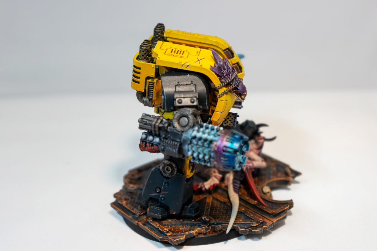 Scythes of the Emperor Leviathan Dreadnought