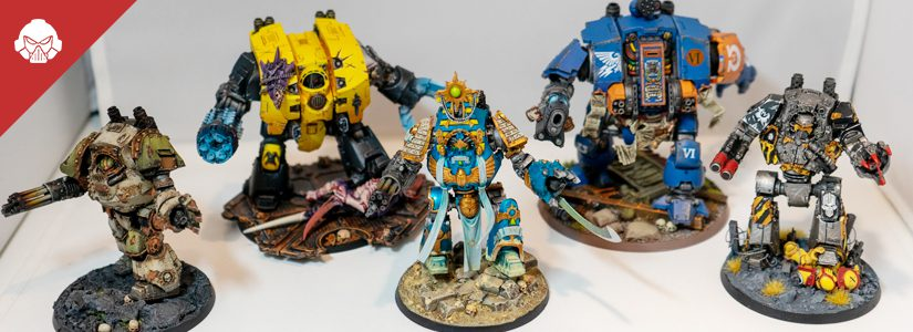 Paint Off III: Dreadtober Reveal