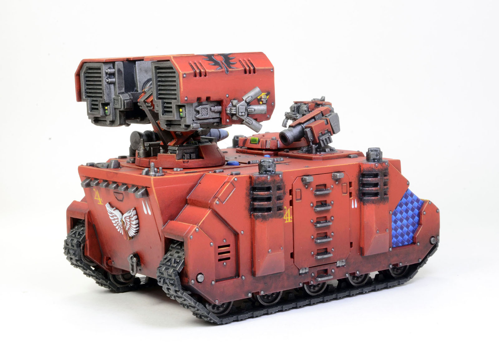 Blood Angels Whirlwind