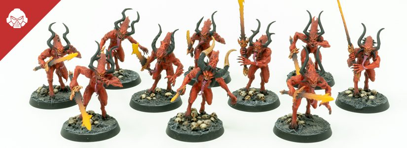 Showcase: Khorne Bloodletters