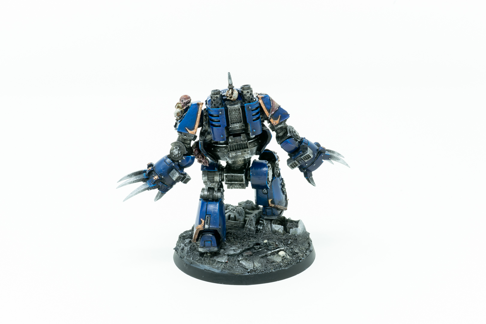 Night Lords Contemptor Dreadnought