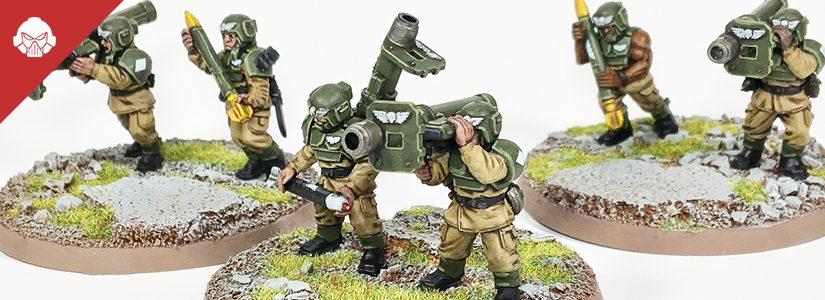 Showcase: Rocket Launcher Squad