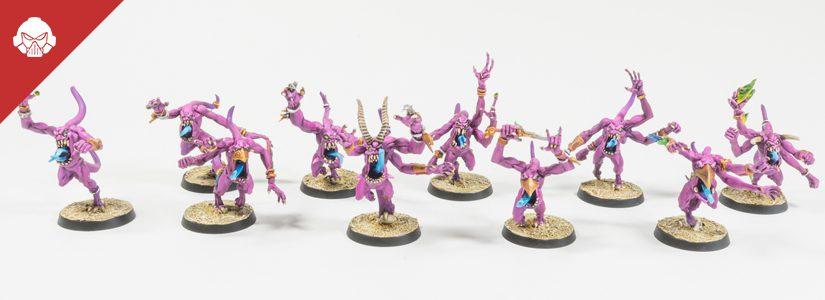 Showcase: Pink Horrors