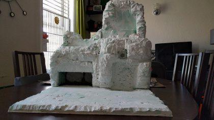 Making of Death Guard AoP Display