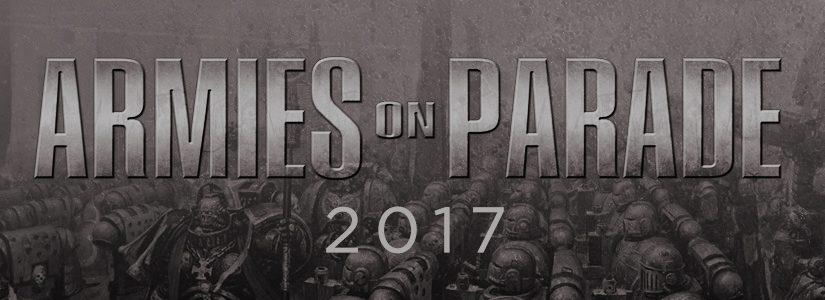 Armies on Parade 2017