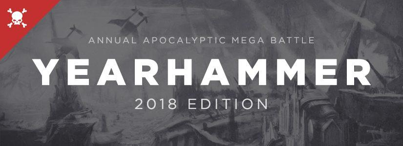 Yearhammer 2018