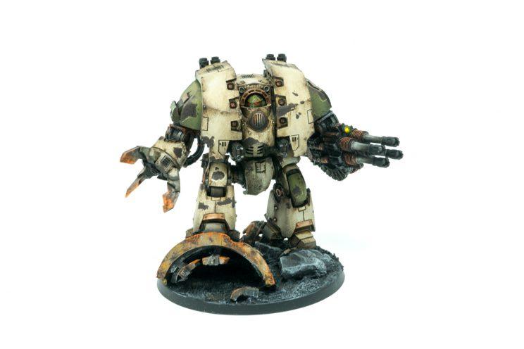 Death Guard Leviathan