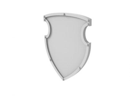 Custom Imperial Knight Mini-Shields