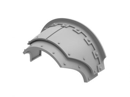 Custom Imperial Knight Shoulder