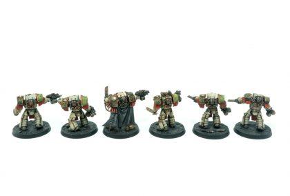 Death Guard Terminators