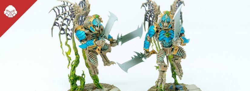 Daemon Princes of Tzeentch