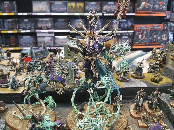 Armies on Parade 2018 - Matt's Grand Alliance of Death