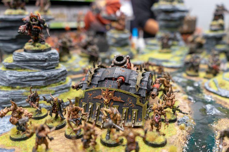 Armies on Parade 2018 - Bo's Death Guard
